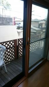 鴫原様内窓②